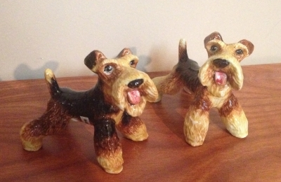 Airedale Groom Doogie Collectable Figurine di0Hd
